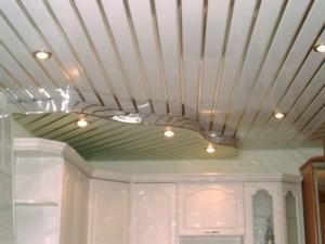касетные потолки