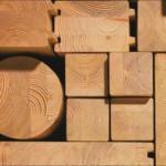 Применение пиломатериалов в современном строительстве