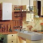 Газовый котел – надежный источник получения тепловой энергии.