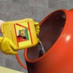 Специальные добавки для бетонных смесей