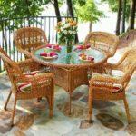 Благоустройство участка – выбираем садовую мебель