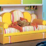 Как грамотно купить диван для детской комнаты