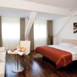 Отель Austria Trend Savoyen в городе Вена