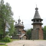 Самым известным и повсеместным строительным материалом на Руси было дерево