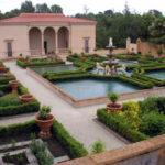 Идеи ландшафтного дизайна: итальянский сад