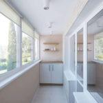 Эффективное утепление балконов
