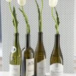 26 идей как сделать поделки из винных бутылок