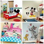 Аксессуары для детской комнаты – важные дополнения