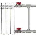 Автоматический байпас в системе отопления, установка и фото вариантов