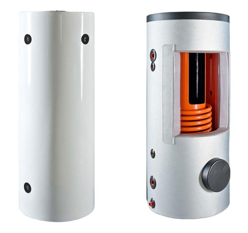 Бак аккумулятор, буферный в системе отопления