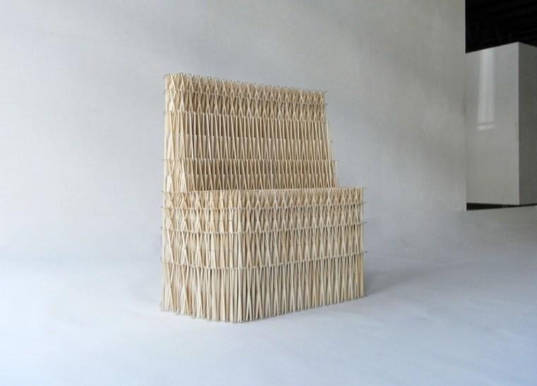 Безразмерный диван от дизайнера Юя Ушида