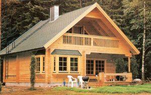 Брус – превосходный материал для строительства дома