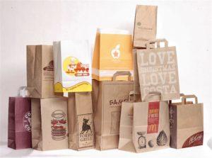 Бумажные мешки – идеальный вариант упаковки