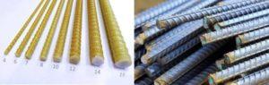 Что выбрать: металлическую или стеклопластиковую арматуру?