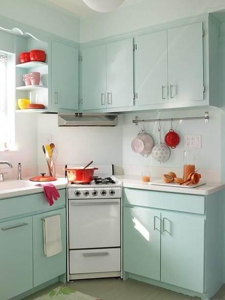 Делаем планировку кухни 6 метров с холодильником