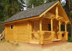 Деревянный дом – строительство и характерности