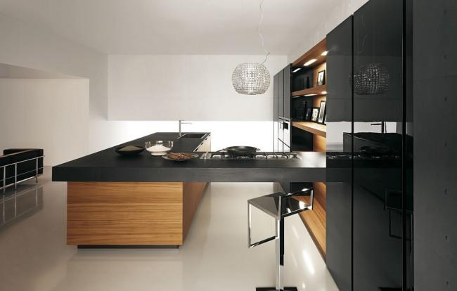 Дизайн кухни в современном стиле: следуем модным тенденциям