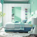 Дизайн маленькой спальни (50 фото, видео)