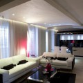Дизайн потолка в зале: дизайн натяжных, гипсокартонных потолков для зала