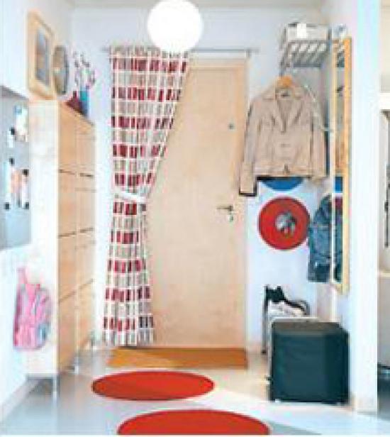 Дизайн прихожей (коридора) хрущевки