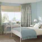 Дизайн штор для спальни: выбираем красивую одежду для окон