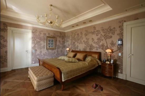 Дизайн спальни 12 кв. м.