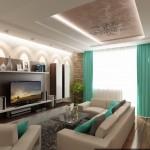 Дизайн зала  2015