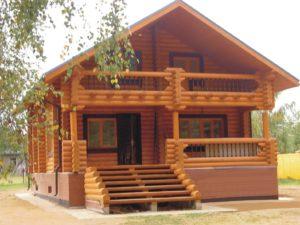 Долговечные и экологически чистые дома из бруса