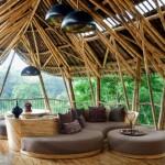Дома из бамбука: тропический рай, доступный каждому
