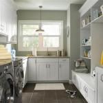 Домашняя прачечная: 25 лучших дизайнерских идей