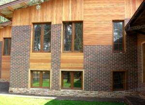 Фасадные термопанели – утепление и украшение здания