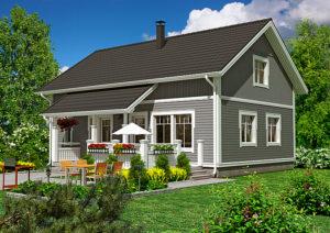 Финские дома — здоровый образ жизни