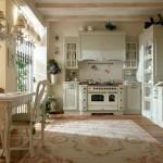 Французский стиль на кухне: практичность и изящество