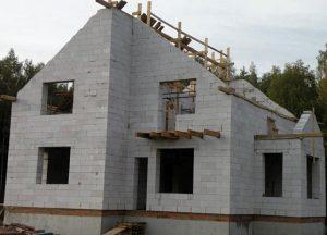 Газобетон – комфортный материал для строительства домов