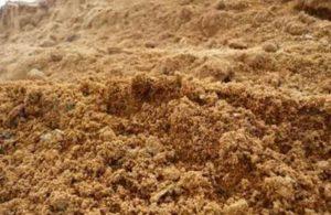 Где используется речной песок и в чем его преимущество