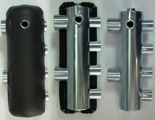 Гидрострелка для системы отопления, схема, расчет и устройство