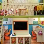 Игровая зона в детской комнате: простор для творчества и развития