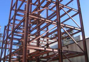 Использование металлических конструкций в строительной сфере