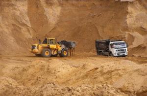 Использования речного песка в строительстве