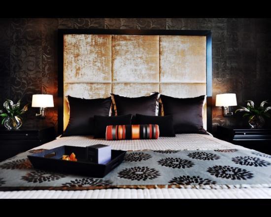 Источники света в интерьере спальни