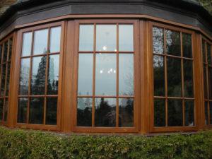 Изысканные и экологически чистые деревянные окна