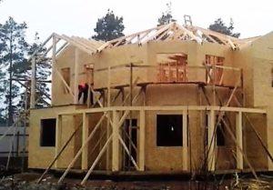 Как найти профессионалов для строительства каркасного  дома