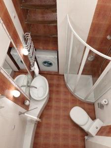 Как правильно сделать ремонт маленькой ванной комнаты