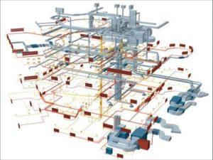 Как происходит проектирование инженерных сетей?