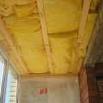 Как сделать крышу на балконе