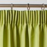Как сделать складки на шторе