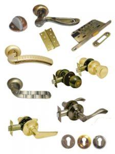 Как выбрать фурнитуру для двери
