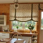 Как выбрать римские шторы для кухни?