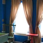 Как выбрать шторы в зал
