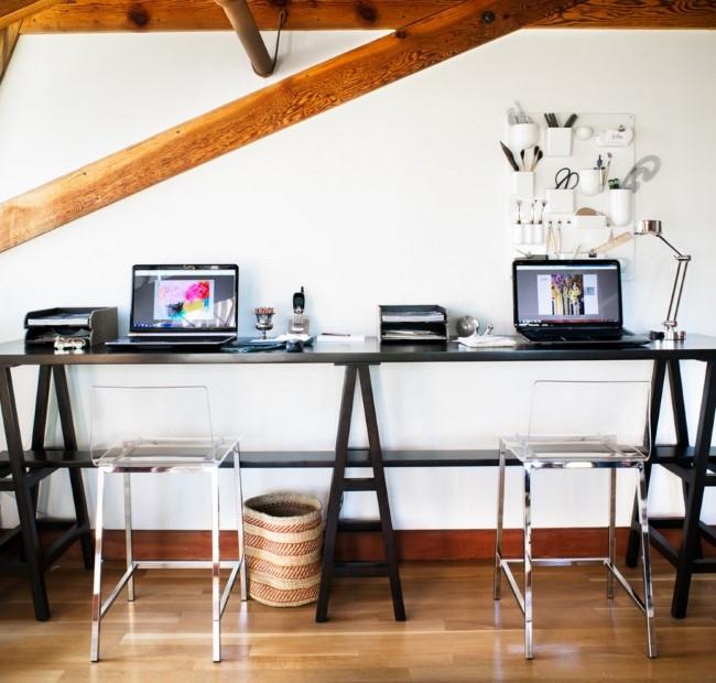 Как выбрать стол для кабинета в доме или квартире?